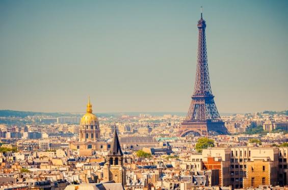 Parijs-stedentrip