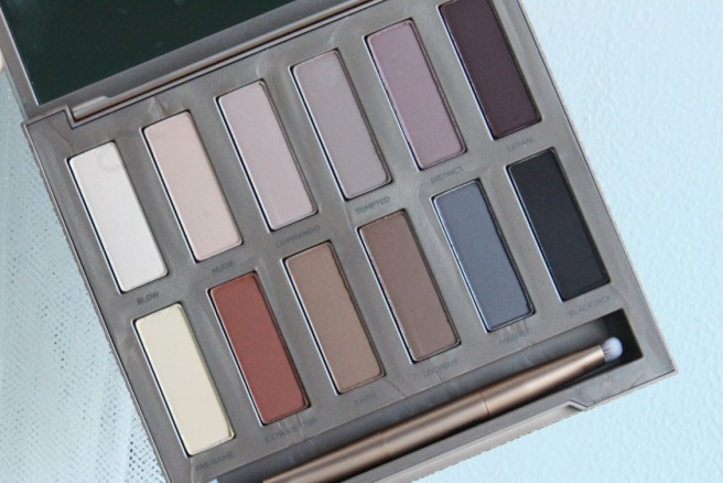 urban decay ultimate basics review